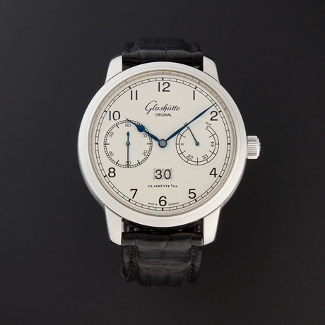 Glashütte Original Senator Observer Automatic // 100-14-05-02-04 // Pre-Owned