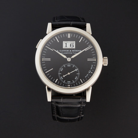 A. Lange & Sohne Langematik Big Date Automatic // 308.027 // Pre-Owned