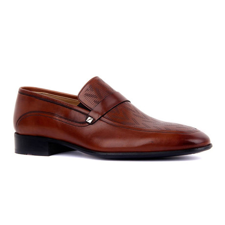 Simonides Classic Shoes // Tobacco (Euro: 39)