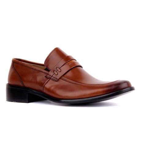 Achilles Classic Shoes // Tobacco (Euro: 39)