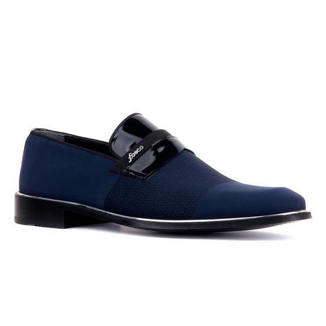 Egon Classic Shoes // Navy Blue (Euro: 39)