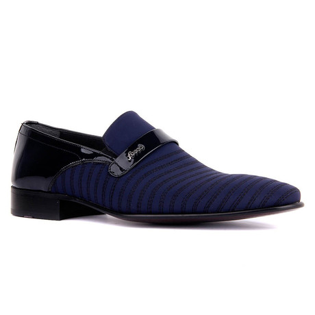 Albany Classic Shoes // Navy Blue (Euro: 39)