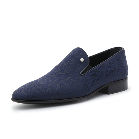 Rugby Classic Shoes // Navy Blue (Euro: 39)