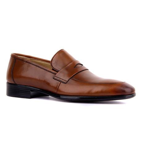 Fabian Classic Shoes // Tobacco (Euro: 39)