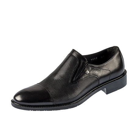 Lincoln Classic Shoes // Black (Euro: 39)