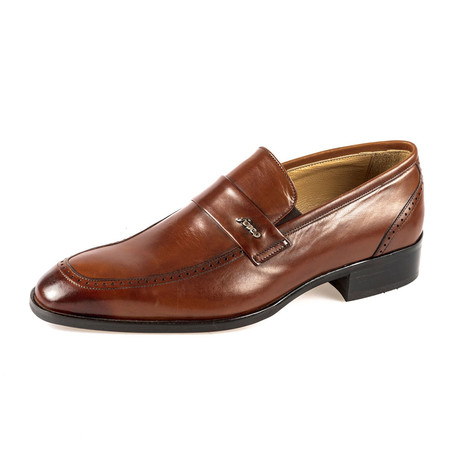 Pasquale Classic Shoes // Tobacco (Euro: 37)