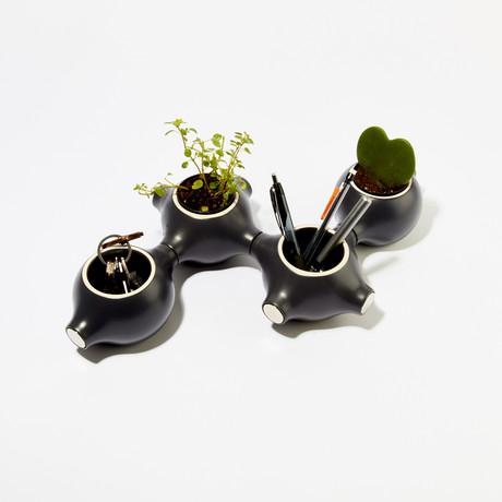 Magna Pot (Gray)