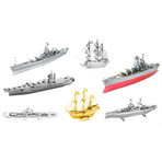 Sea Dominance Bundle // Set of 7