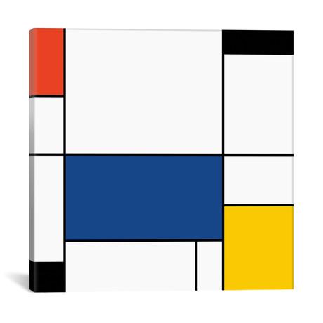 "Varvara // Art Mirano (12""W x 12""H x 0.75""D)"