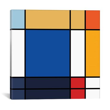 """Victoria // Art Mirano (12""""W x 12""""H x 0.75""""D)"""
