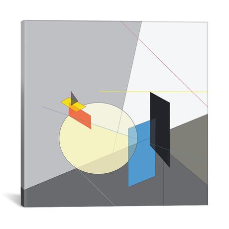 """Ode To Laszlo // Kayados Art (12""""W x 12""""H x 0.75""""D)"""