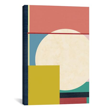 """Moonlight In Manhattan // Kayados Art (12""""W x 18""""H x 0.75""""D)"""