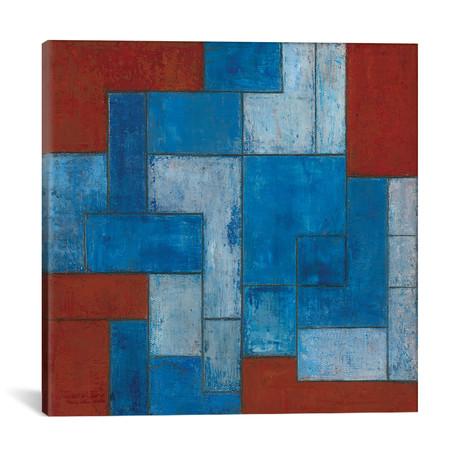 "Cornered // Stephen Cimini (12""W x 12""H x 0.75""D)"