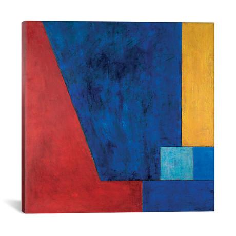 "Red River // Stephen Cimini (12""W x 12""H x 0.75""D)"