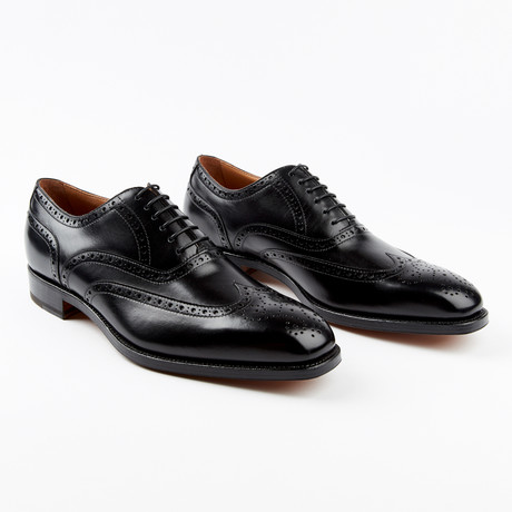 Londra Dress Shoe // Black (US: 7)
