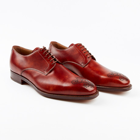 Lucca Dress Shoe // Cognac (US: 7)