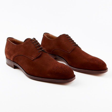 Lucca Dress Shoe // Snuff (US: 7)