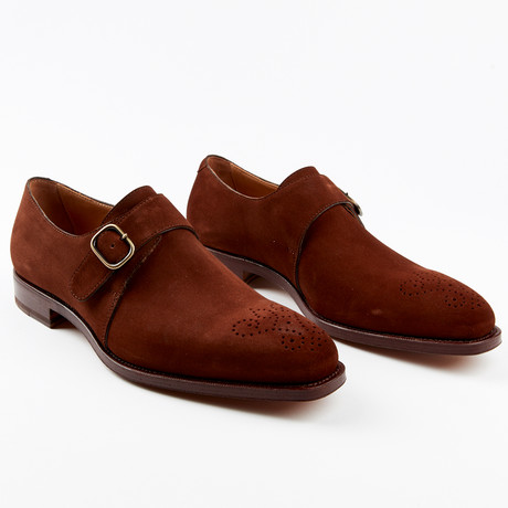 Meda Dress Shoe // Snuff (US: 7)
