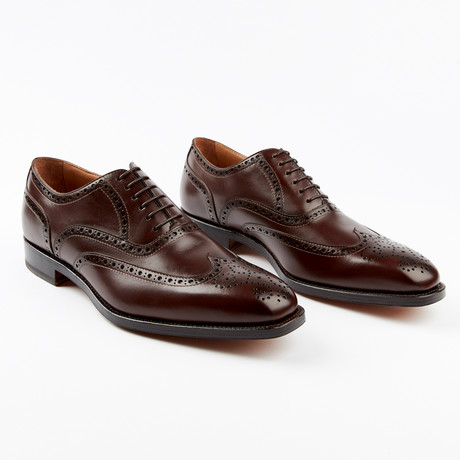 Londra Dress Shoe // Medium Brown (US: 7)
