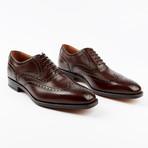 Londra Dress Shoe // Medium Brown (US: 10)