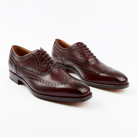 Londra Dress Shoe // Bordeaux (US: 7)