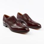 Londra Dress Shoe // Bordeaux (US: 8.5)