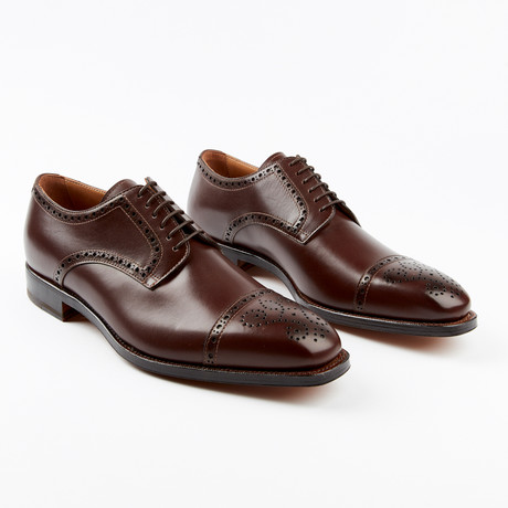 Como Dress Shoe // Medium Brown (US: 7)