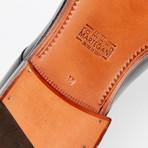 Meda Dress Shoe // Cognac (US: 8EE)