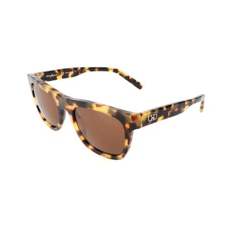 Unisex SF825S Sunglasses // Vintage Tortoise