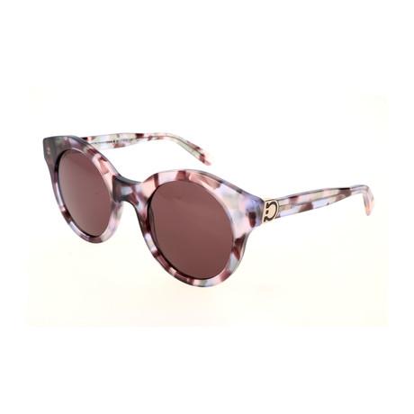 Women's SF862S Sunglasses // Violet Havana