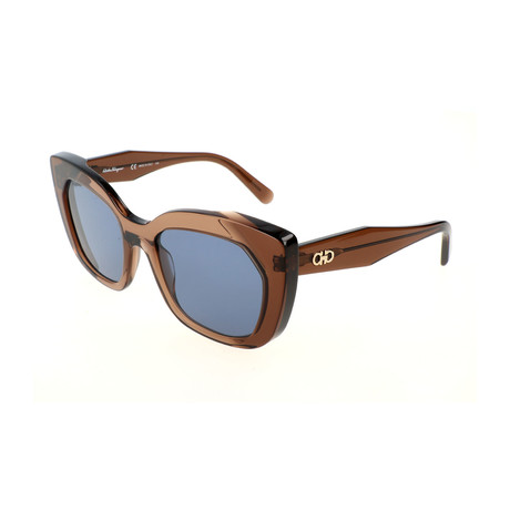 Women's SF860S Sunglasses // Crystal Brown