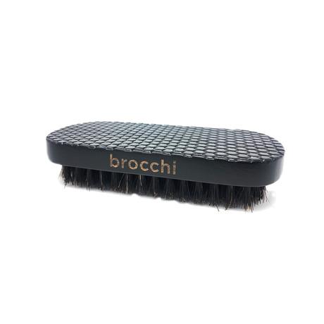 Brocchi Boar Bristle Grooming Brush