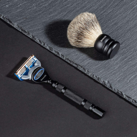 Brocchi Smooth Shave Kit