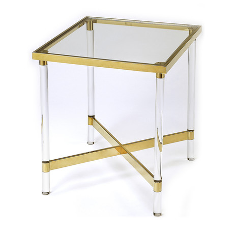 Angelica Square End Table