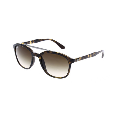 Ray-Ban // RB4290 Sunglasses // Tortoise + Brown Gradient