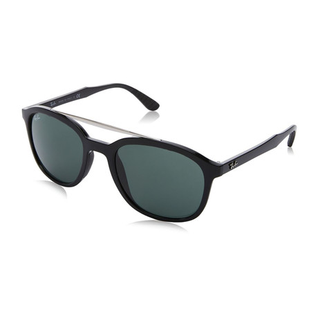 Ray-Ban // RB4290 Sunglasses // Black + Green