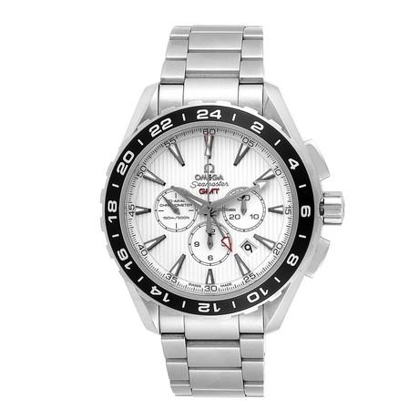 Omega Seamaster Aqua Terra Chronograph Automatic // O231.10.44.52.04.001 // Store Display