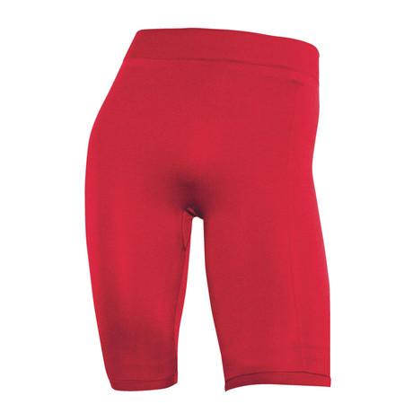 VivaSport // Senior Short Pants // Red (S/M)
