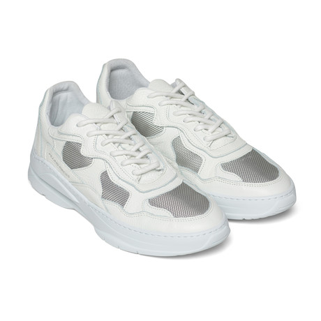 Filling Pieces // Low Cosmo Mix Shoes // White (Euro: 40)
