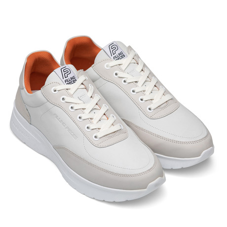Filling Pieces // Runner Shoes // Off White (Euro: 40)