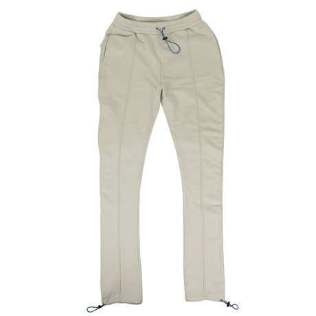 Unravel Project // Terry Distorted Lounge Pants // Beige (XXS)
