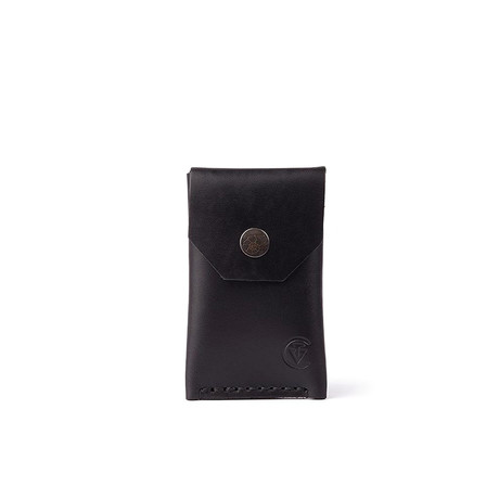 Micro Wallet // Black