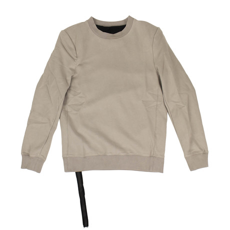 Unravel Project // Crew-Neck Sweater // Taupe (XXS)