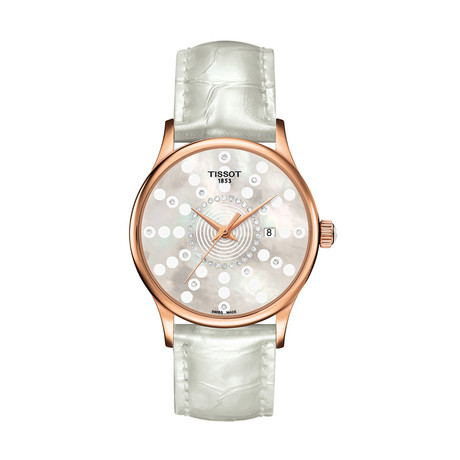 Tissot Ladies Rose Dream Quartz // T9142107611601