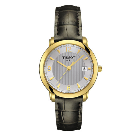 Tissot Ladies Sculpture Line Quartz // T71313464