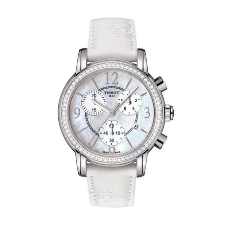 Tissot Ladies Dressport Chronograph Quartz // T0502176711700