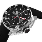 Alpina Seastrong Diver Chronograph Automatic // AL-725LB4V26 // Pre-Owned
