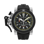 Graham Chronofighter Oversize Commander Automatic // 2OVBV.B01A // Pre-Owned