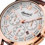 Ingersoll Regent Chronograph Quartz // I00101 // Pre-Owned