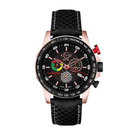 GV2 Scuderia Chronograph Swiss Quartz // 9914